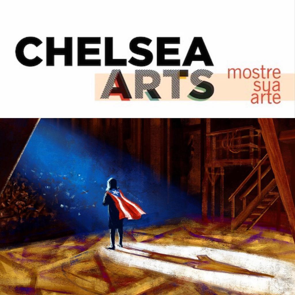Projeto Chelsea ARTS apresenta exposição Broadway; abertura será no dia 16/07