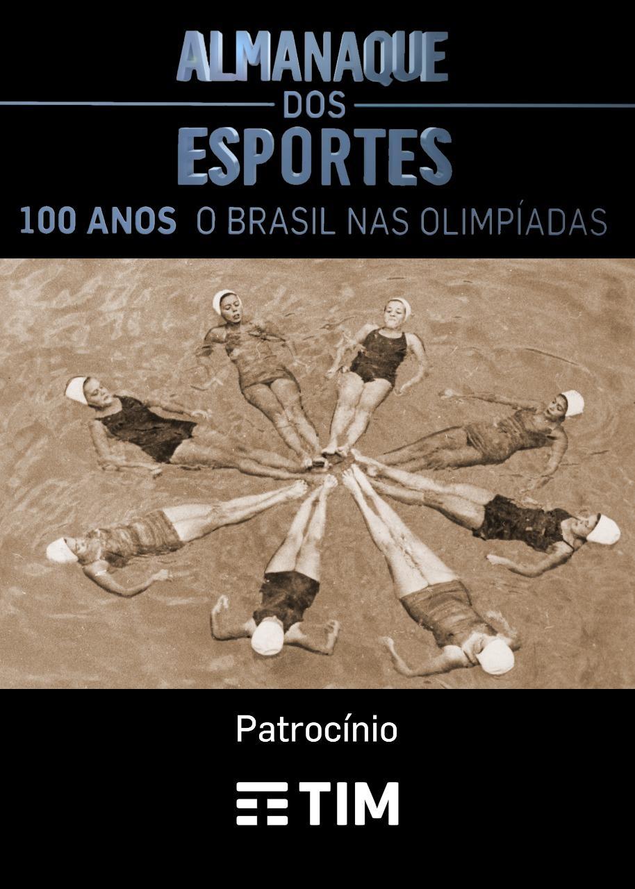 TIM apresenta série documental sobre os 100 anos de participações brasileiras em Olimpíadas