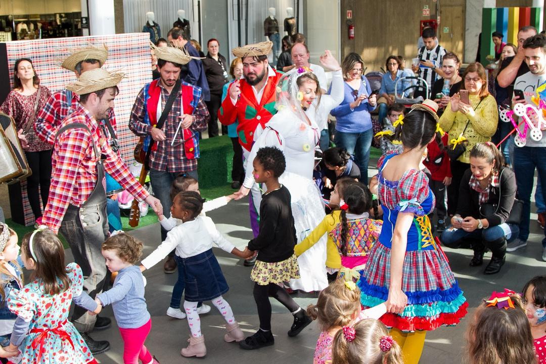 Arraiá do Estação abre o mês das comemorações juninas