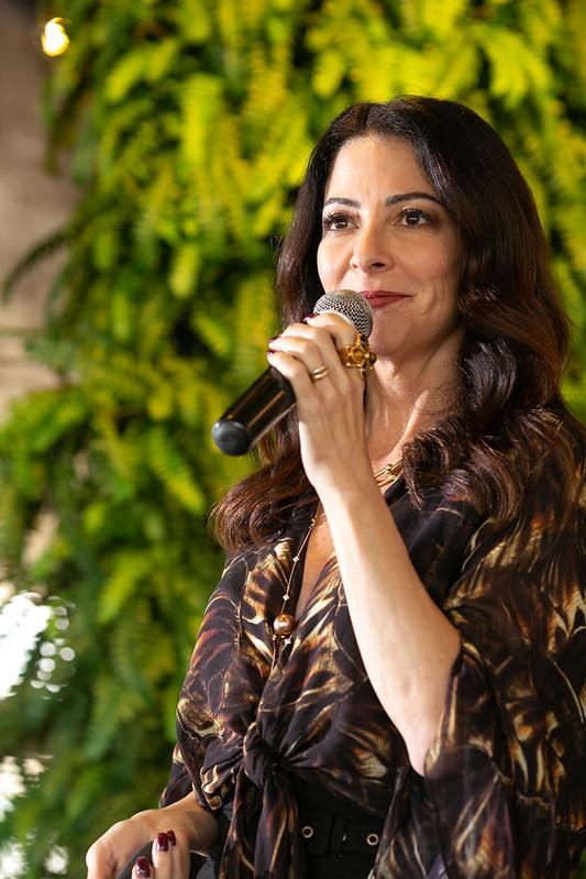 A.Yoshii recebe a jornalista Ana Paula Padrão em evento do LIDE Mulher Paraná