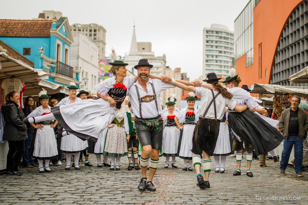 Oktoberfest Curitiba 3 Marias acontece neste final de semana