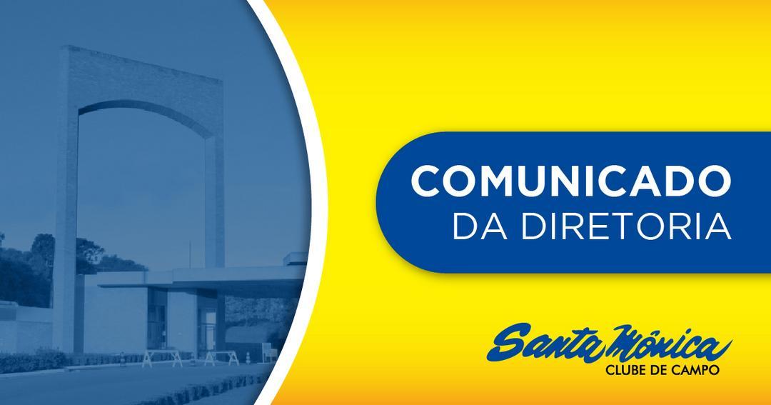 Santa Mônica Clube de Campo será reaberto dia 6 de junho