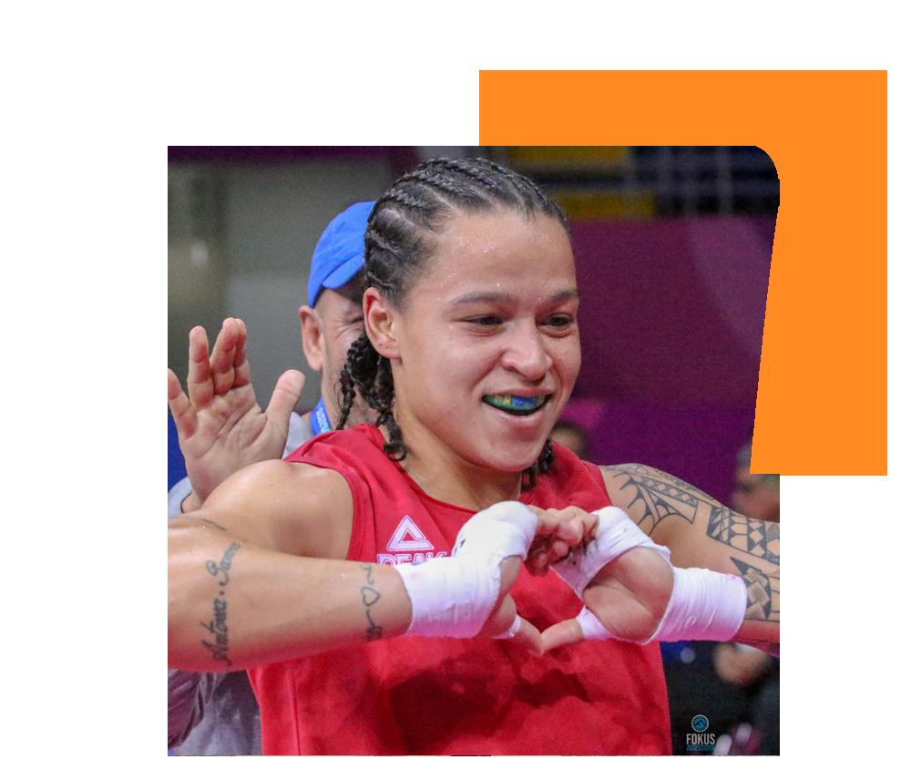 Atletas MRV #ElasTransformam se destacam em campeonatos internacionais