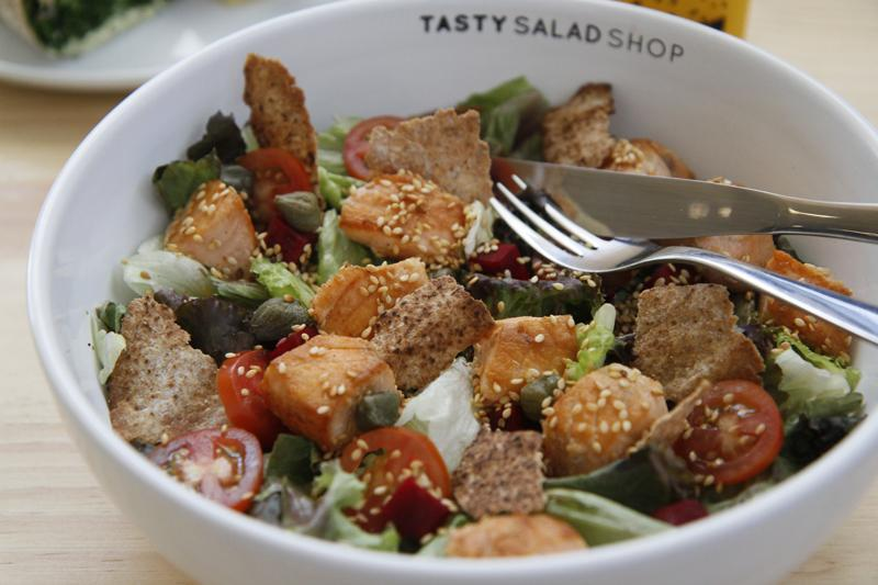 TASTY Salad Shop inaugura nova unidade no Shopping Mueller
