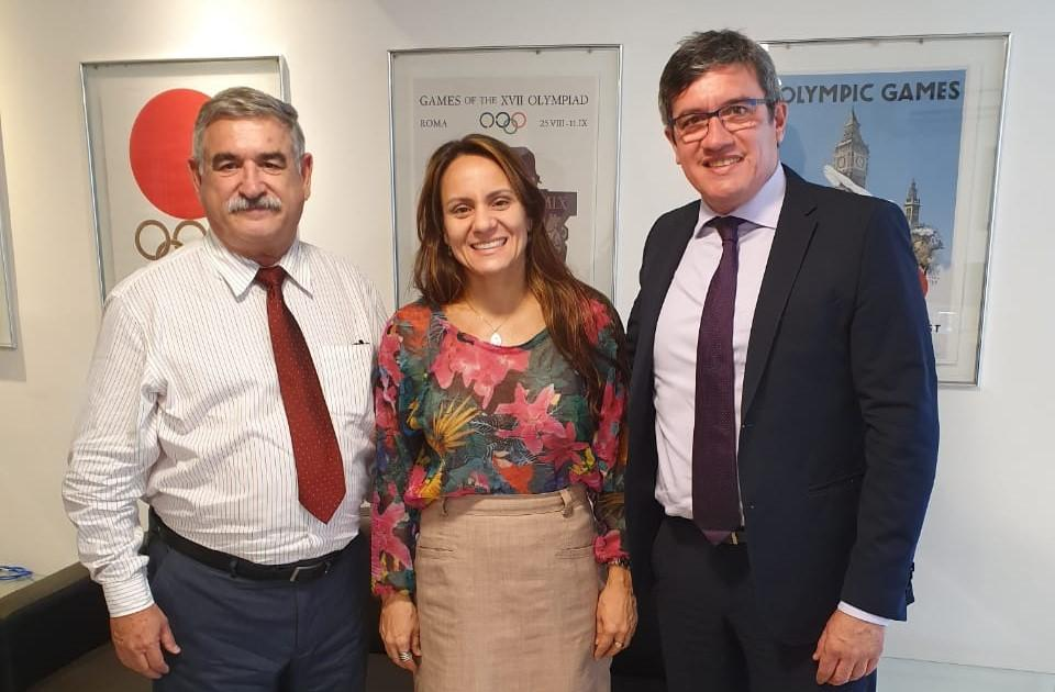 Luisa Parente confirma presença na Amo Esportes Fair