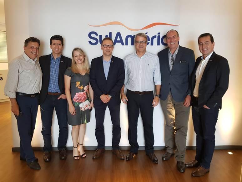 SulAmérica e Rede Lojacorr reforçam parceria para distribuição de seguros em 2019