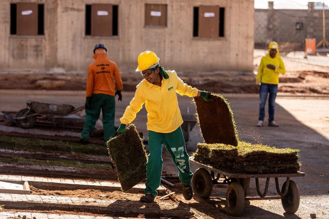 Construção civil tem previsões positivas para 2021 no Paraná