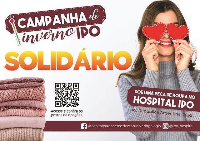 Ajudar o próximo: Hospital IPO promove Campanha do Agasalho
