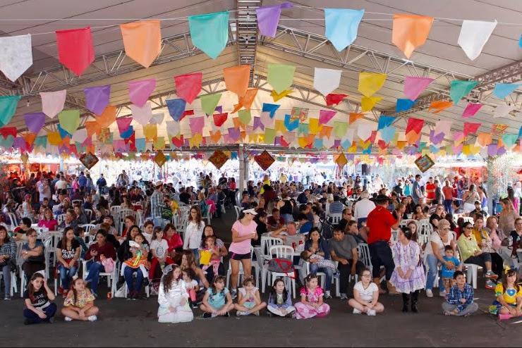 DOIS DIAS IMPERDÍVEIS DE FESTAS JUNINAS NO SANTA MÔNICA