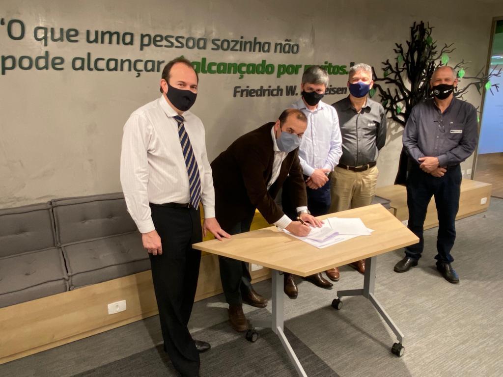 Parceria do Sicredi com FETAEP possibilita envio de propostas para crédito via Sindicatos Rurais