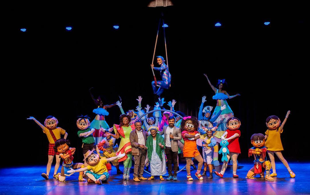Brasilis, superprodução musical da Mauricio de Sousa Produções celebra a diversidade cultural brasileira
