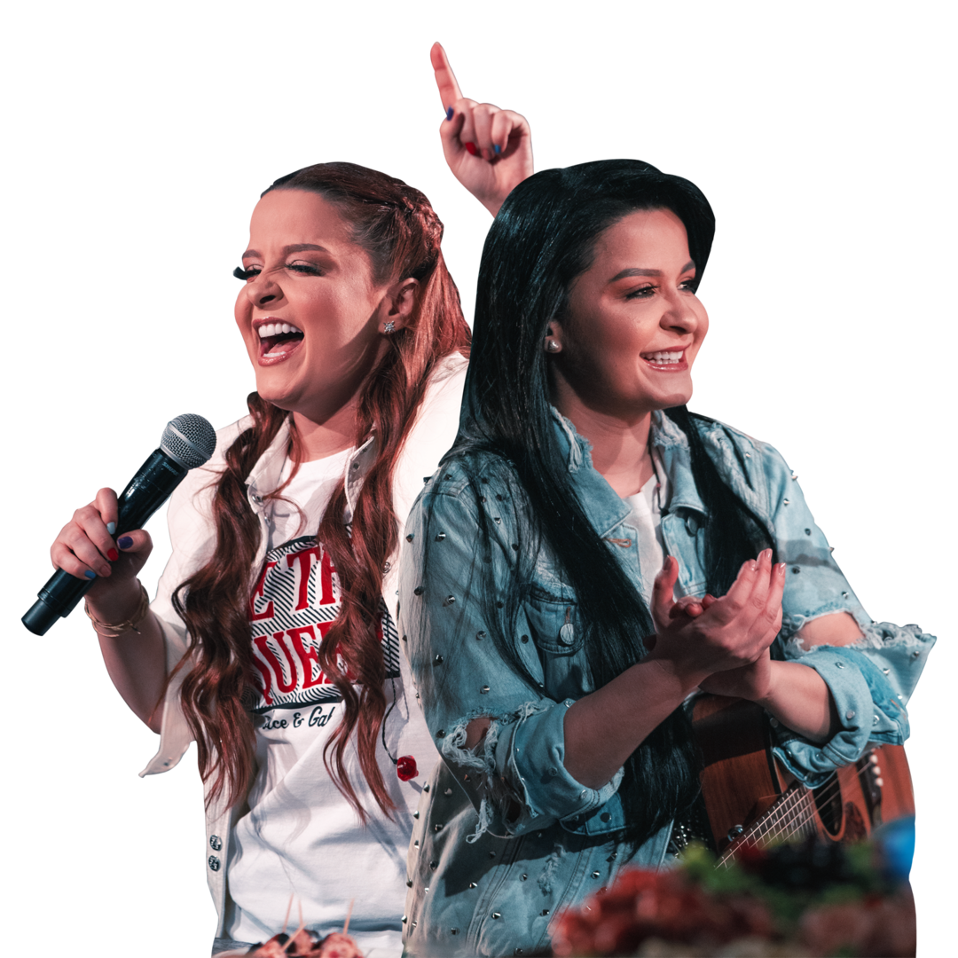 Maiara & Maraisa abrem a programação de shows do Summer Park Guaratuba