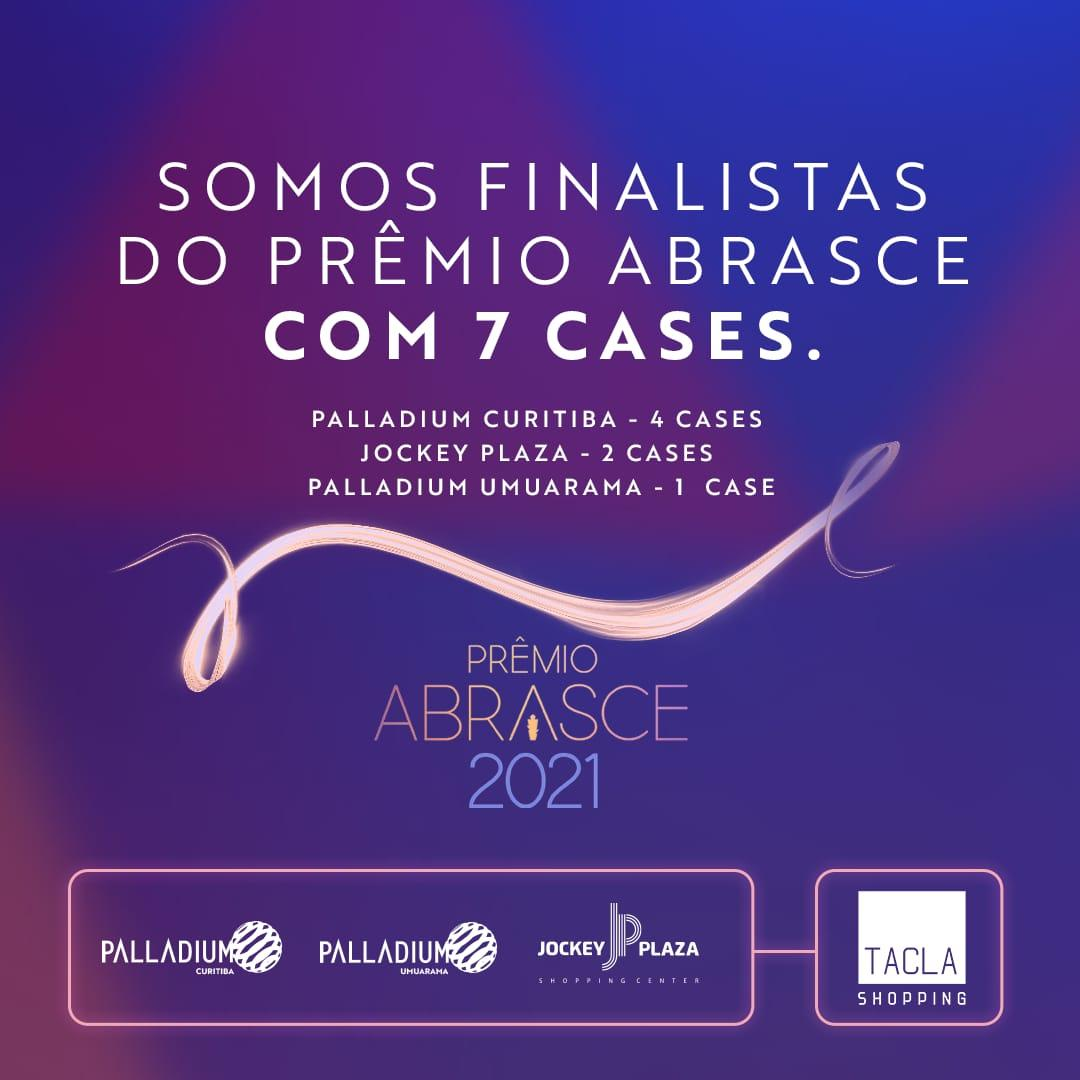 Grupo Tacla tem 7 cases finalistas no Prêmio ABRASCE 2021