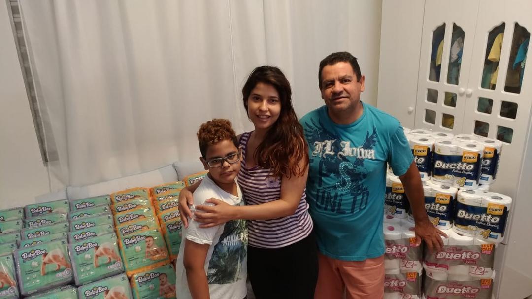 """Sepac presenteia mais uma família no quadro """"Meu bebê de Quarto Novo"""""""