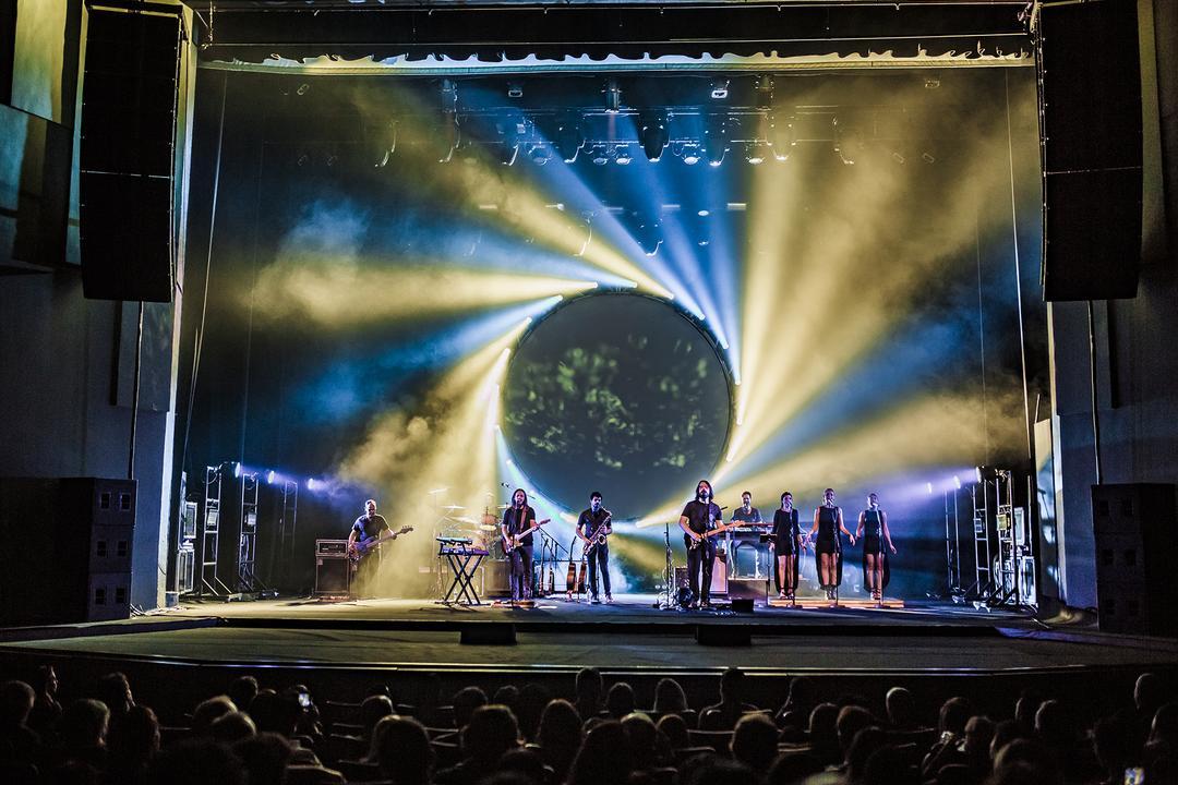Curitiba recebe a turnê 'Animals Tour 2019' da Atom Pink Floyd Tribute