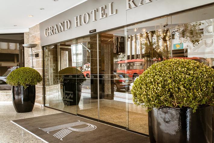 Grand Hotel Rayon é o hotel oficial do Warung Day Festival