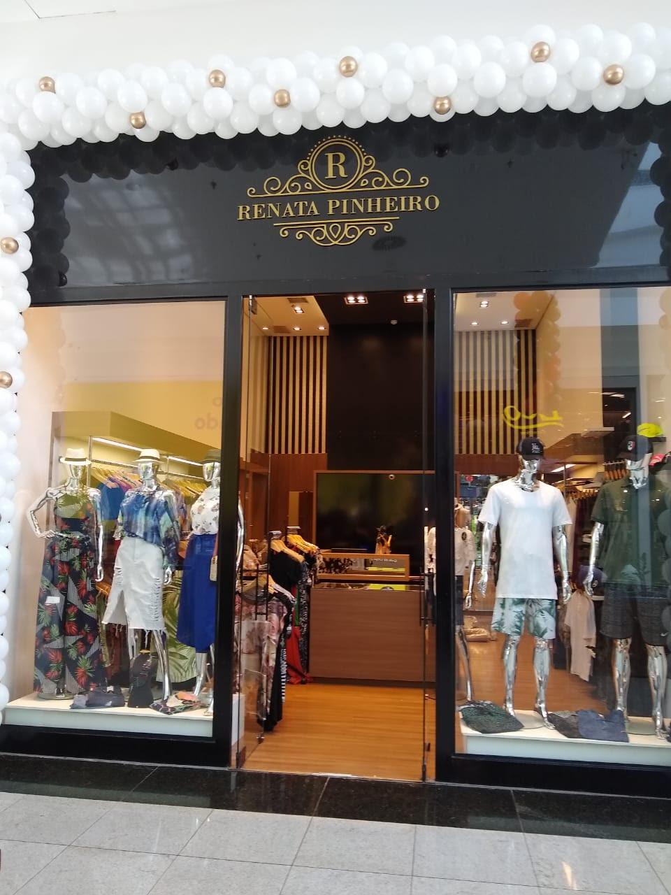 Renata Pinheiro inaugura loja no Londrina Norte e destaca as tendências para o verão