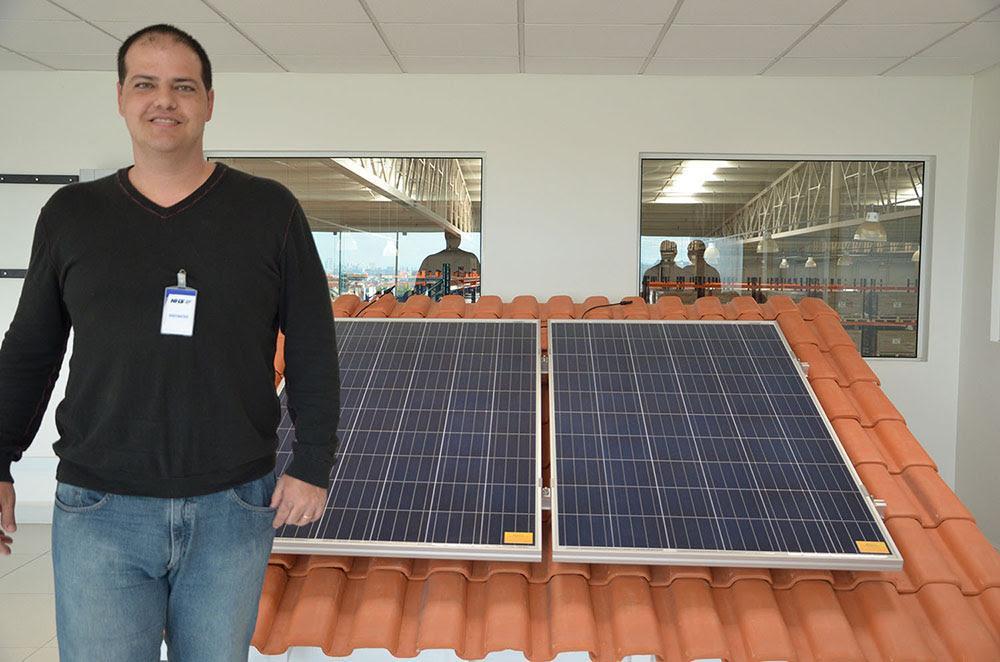 Uma alternativa para redução da conta de luz é investir na energia solar