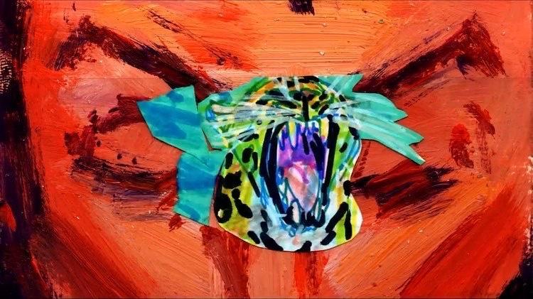 """SOMA Galeria exibe """"Rasga Mortalha"""", filme feito com pinturas de Thiago Martins de Melo"""