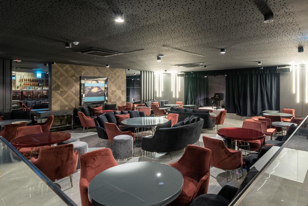Curitiba ganha sofisticado bar dentro do Grand Hotel Rayon