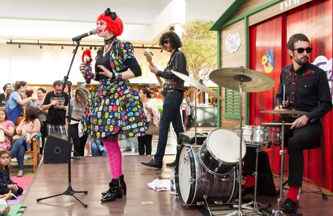 Dia do Rock na Rialto tem atrações para todas as idades