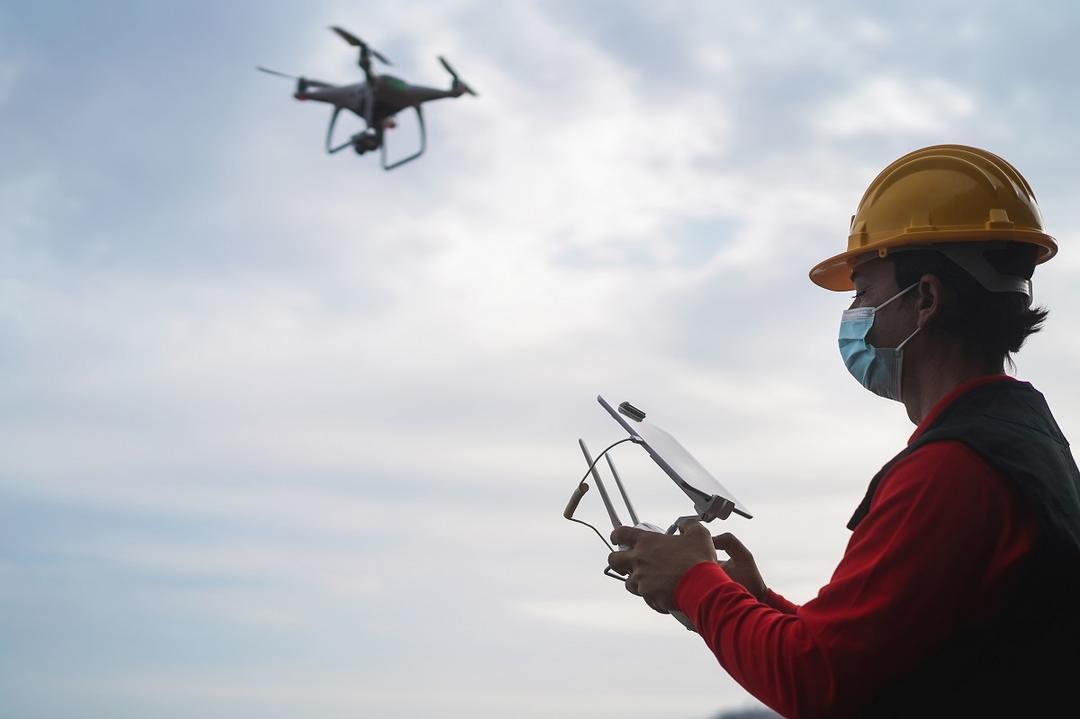 Softwares, drones e sistemas inteligentes ajudam construtoras a suprir alta demanda por imóveis residenciais e