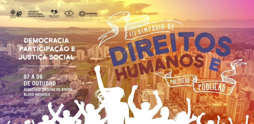 III Simpósio de Direitos Humanos e Políticas Públicas da PUCPR
