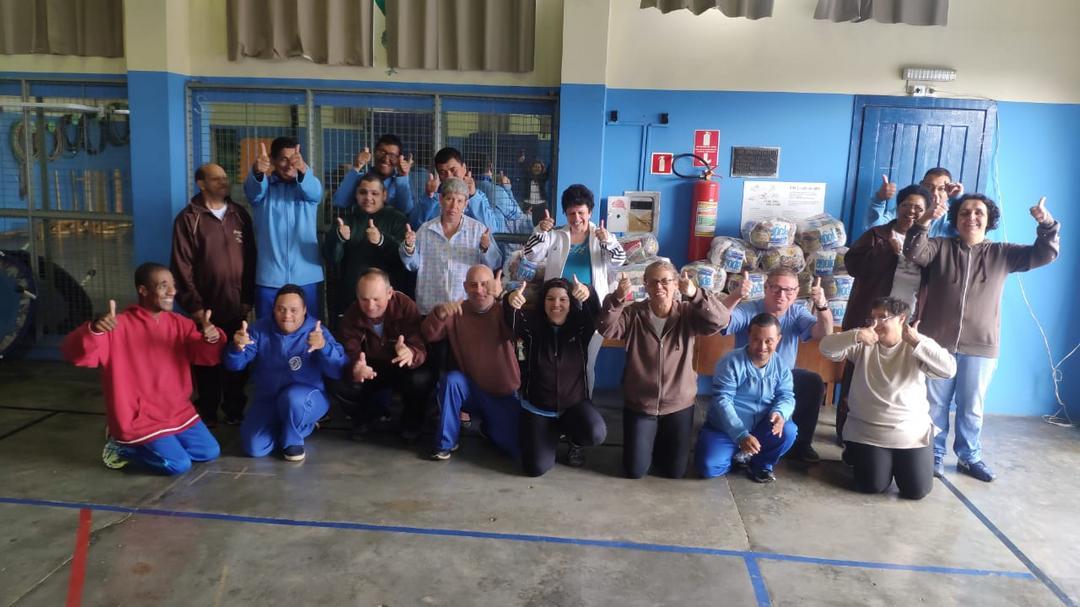 Projeto auxilia portadores de necessidades especiais em Campo Largo