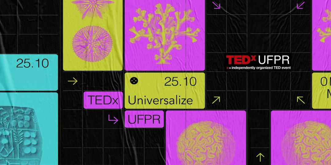 TEDxUFPR propõe debate interdisciplinar sobre questionamentos da humanidade e terá transmissão ao vivo