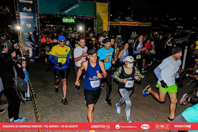 Parque Tingui recebe 5ª etapa do Esquenta de Corridas Uninter