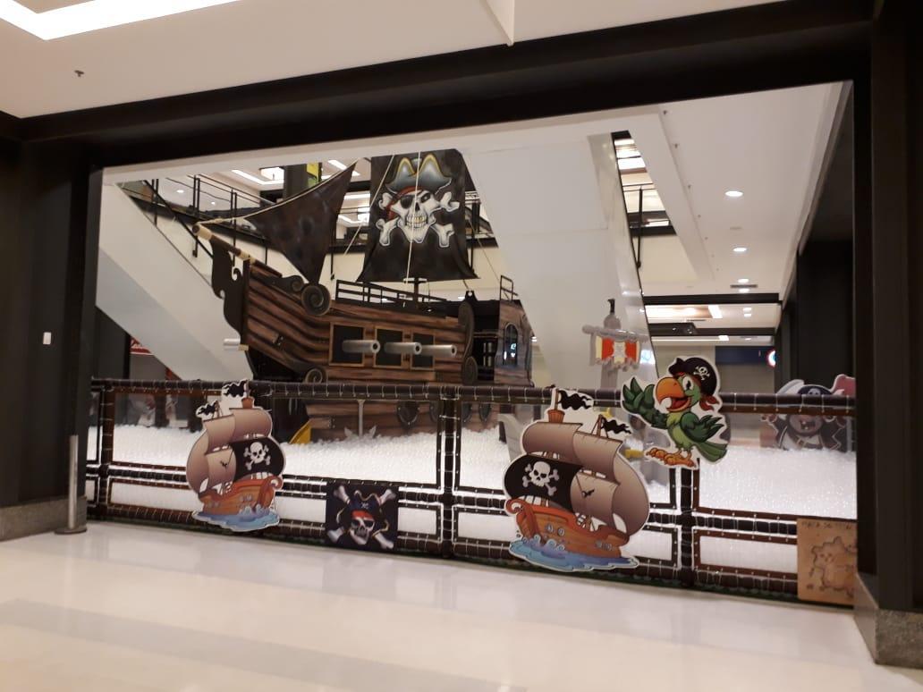 Mundo das Bolinhas chega ao Catuaí Shopping
