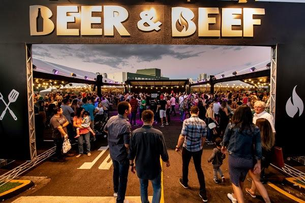 Maior evento de churrasco e cerveja realizado em Londrina tem início nesta quinta-feira (5)