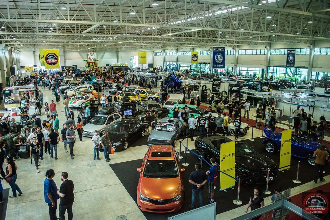 Old & Low Car Curitiba acontece nesta sexta, sábado e domingo reunindo todas as culturas automotivas