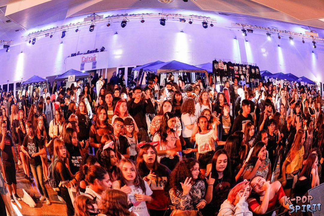 6ª edição do Festival Coreano K-Pop Spirit é encontro de gênero 'febre' entre adolescentes