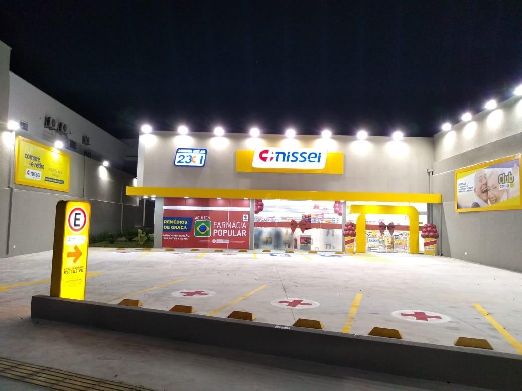 Farmácias Nissei inauguram unidade em Guaíra