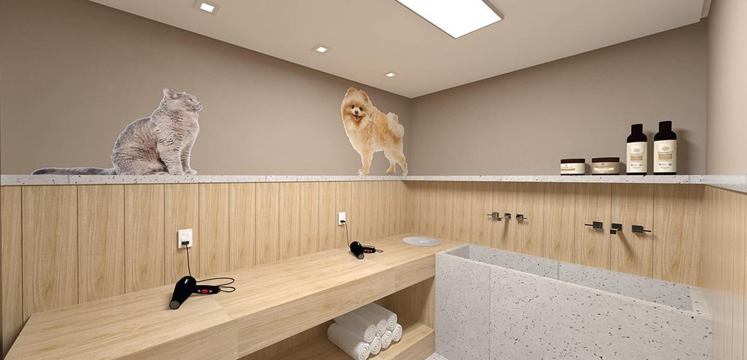 Dia Nacional dos Animais: condomínios se adaptam para os pets