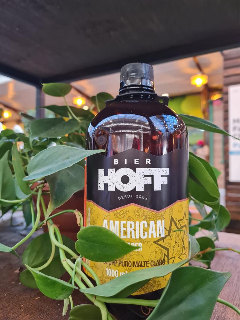American Lager da Bier Hoff é presente do Shopping Estação para o Dia dos Pais