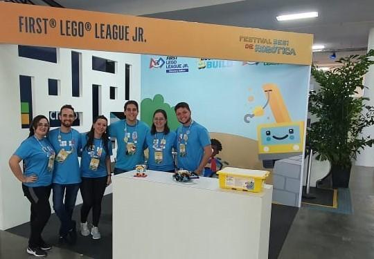 FIRST® LEGO® League realiza etapa nacional em São Paulo