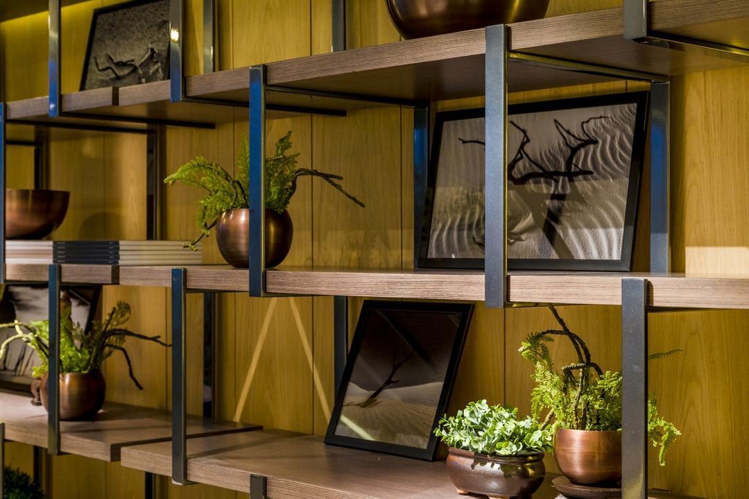 Quadros e plantas: como combiná-los lado a lado