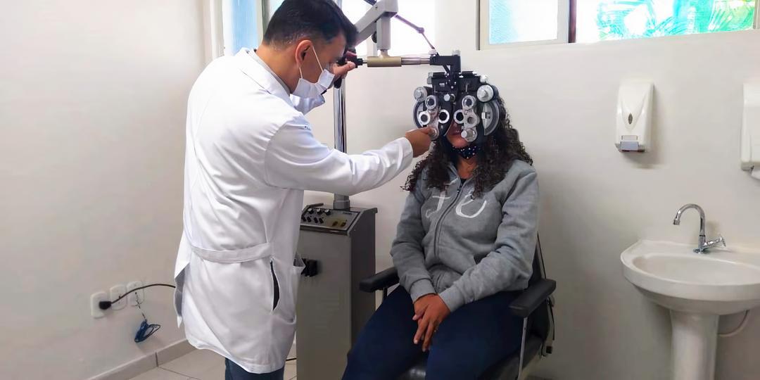 Programa inovador em saúde ocular reduz fila de espera em 7,5% em apenas um dia