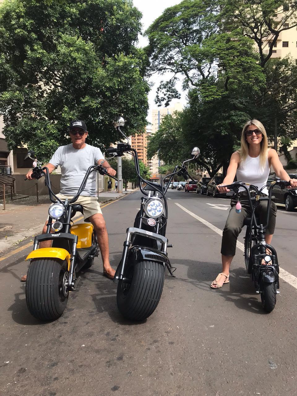 Bicicletas e scooters elétricas: transporte econômico e sustentável tem conquistado adeptos
