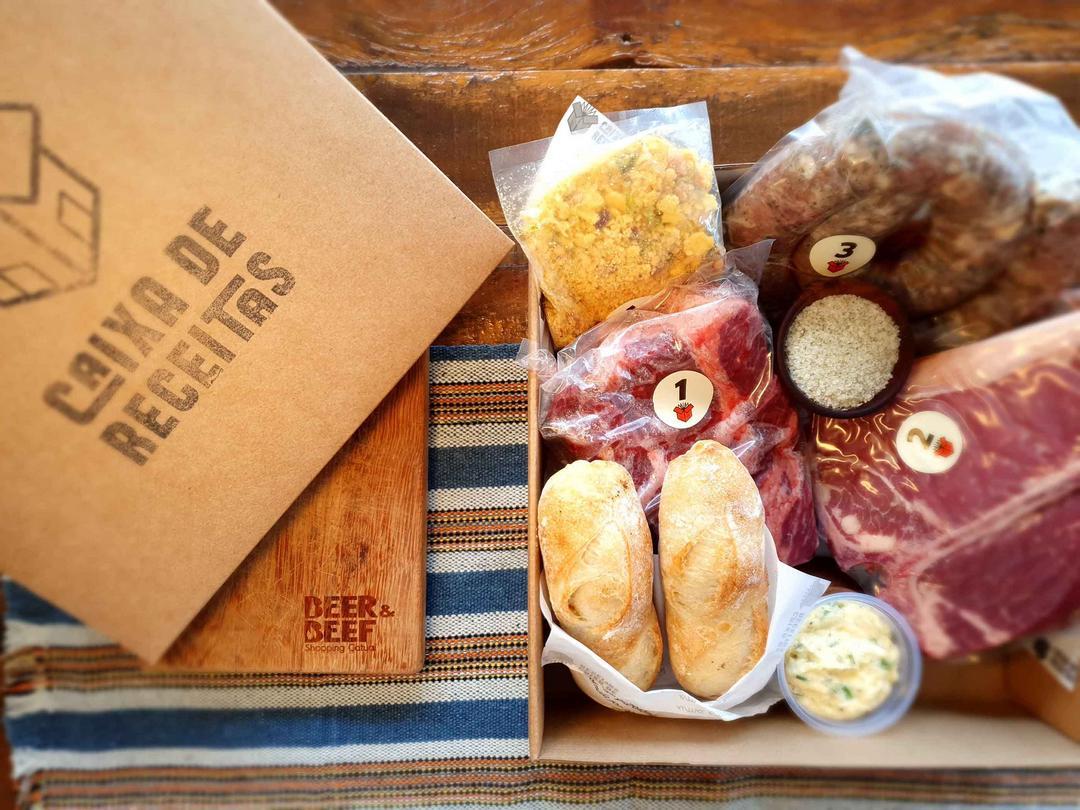 Catuaí Maringá comemora o Dia dos Pais com 'churrasco em casa' e Caixa de Presentes