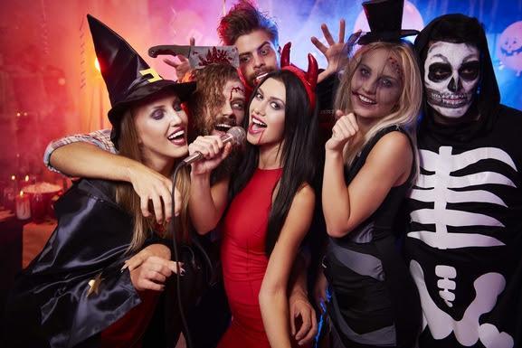 Ala Jovem do Santa Mônica promove Halloween embalado com muita música