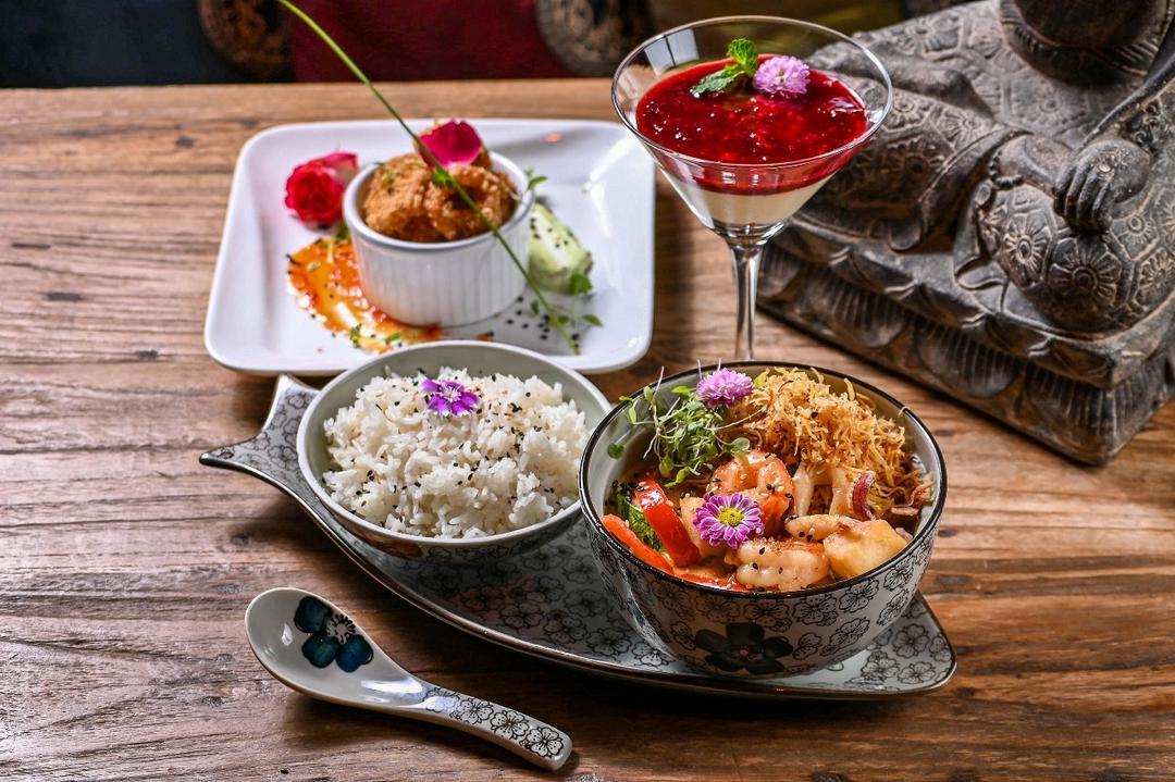 Thai Garden é o campeão em vendas do menu Balneário Saboroso