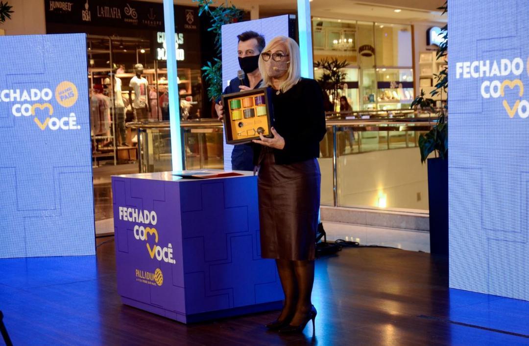 Shopping Palladium é finalista do prêmio Top de Marketing da ADVB/PR