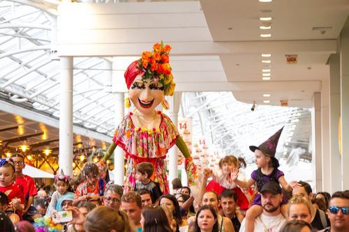 Shopping Estação promove neste fim de semana o já tradicional Bailinho de Carnaval