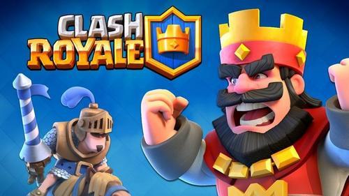 Lute pela coroa com a chegada de Clash Royale à Arena Extra