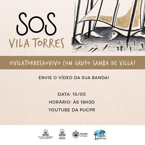 Campanha SOS Vila Torres promove evento cultural nesta sexta-feira