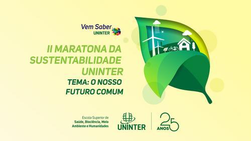 Maratona de Sustentabilidade: 12 horas de lives alertam para a importância da preservação da vida