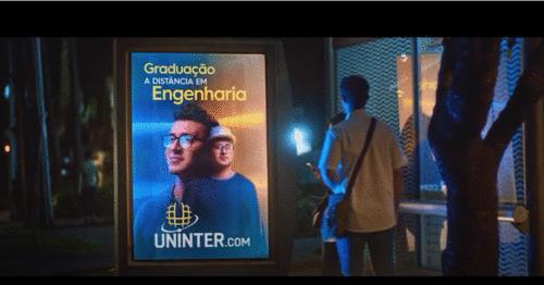 Grupo Uninter lança nova campanha publicitária, assinada pela OpusMúltipla
